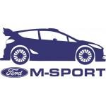 Ford M-Sport WRC 2018