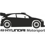 Hyundai WRC 2018